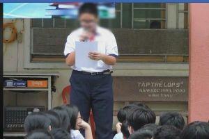 Phạt học sinh rồi quay clip để xoa dịu sự tức giận của fan BTS: Cách giáo dục ấu trĩ