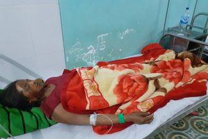 Nổ đầu đạn ở Kon Tum, 9 người nhập viện