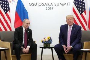 Tổng thống Mỹ Donald Trump sẽ dự lễ kỉ niệm Ngày chiến thắng ở Nga?