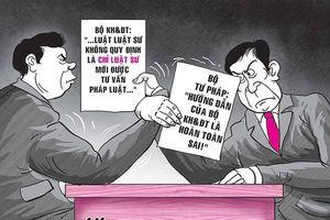 Tranh cãi giữa hai bộ Tư pháp - KH&ĐT sắp ngã ngũ