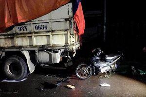 4 học sinh tử vong trong 2 tai nạn xe máy