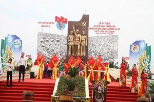 Kỷ niệm 90 năm thành lập Chi bộ An Nam Cộng sản Đảng Cờ Đỏ