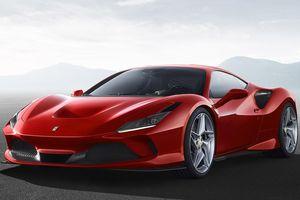 Siêu xe Ferrari F8 Tributo ra mắt tại Thái Lan