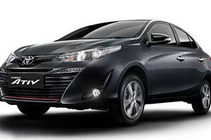 Toyota Vios đời mới có động cơ 1.2L tiết kiệm nhiên liệu hơn
