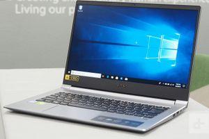 Acer Swift 3 S - laptop nhẹ 1,19 kg, pin 11 giờ