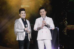 Tuấn Hưng hát không lấy cát-xê trong show Quang Hà
