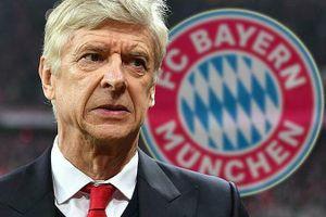 Wenger bị từ chối khi gọi điện cho Bayern để ứng cử HLV trưởng