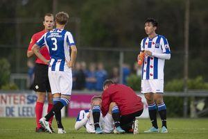 Văn Hậu: 'Tôi không muốn rời Heerenveen chỉ sau một mùa giải'