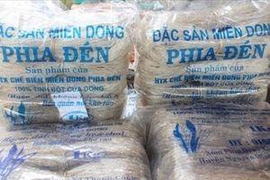 Cao Bằng: Đánh giá sản xuất miến dong