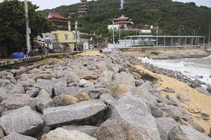 Chủ động ứng phó với bão số 6: Bình Định di dời 1.300 hộ dân đến nơi tránh trú an toàn