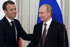 Sự thấu hiểu giữa Tổng thống Macron và Tổng thống Putin