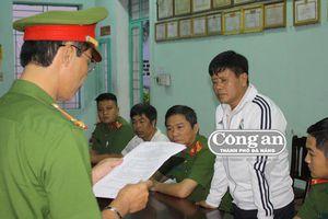 Bắt tạm giam nghi can chủ mưu cầm đầu nhóm côn đồ đập phá quán Dê Nghĩa