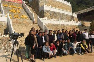 Phim trường BBK ở Lạng Sơn được người Trung Quốc dùng làm gì?
