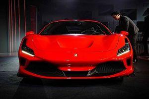 Ferrari F8 Tributo chính hãng tại Thái Lan từ 19,2 tỷ đồng