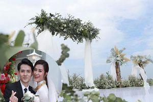 Soi không gian cưới bên bờ biển đẹp lung linh của Đông Nhi - Ông Cao Thắng
