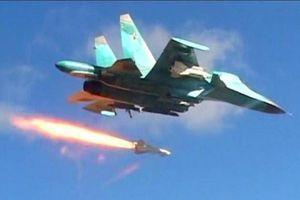 Không quân Nga giáng đòn hủy diệt khủng bố trên chiến trường Idlib