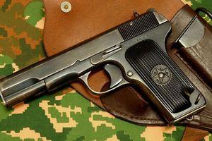 Khó tin nguồn gốc của súng ngắn K54 Việt Nam đầy quen thuộc