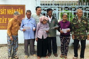 Vụ 7 người oan sai được xin lỗi sau 40 năm ở Tây Ninh: Ai đã 'ỉm' quyết định đình chỉ điều tra suốt 36 năm?