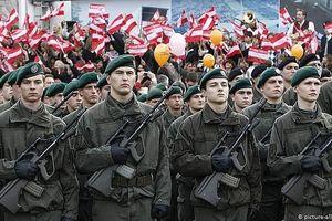 Sĩ quan Áo bị cáo buộc làm điệp viên cho Nga hàng chục năm