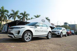 Trải nghiệm xe Land Rover Evoque 2020 lội nước, lên 'đỉnh trời'