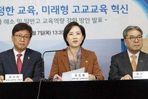 Hàn Quốc xóa bỏ trường 'con nhà giàu'