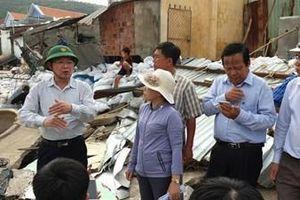 Khẩn cấp sơ tán 68.000 dân 'chạy' bão số 6