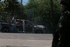 Mexico bắt nghi phạm trong vụ thảm sát 9 người