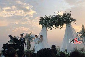 HOT: Ngay tại đám cưới Đông Nhi, Trấn Thành tiết lộ từng 'cua' nữ ca sĩ nhưng bị từ chối