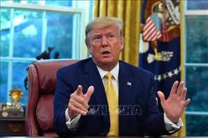 Tổng thống Mỹ tuyên bố không sợ bị luận tội