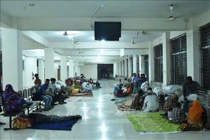 Sơ tán khoảng 100.000 người để tránh sự tàn phá của bão Bulbul