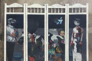 Khai mạc triển lãm kép 'Em mơ' và 'Từ ngàn xanh'