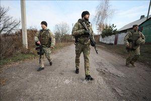 Ukraine: Rút quân giai đoạn cuối tại vùng xung đột miền Đông