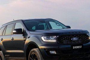 Ford Everest 2020 ra mắt với diện mạo năng động hơn, giá khoảng 1 tỷ đồng