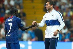 Chelsea: Còn chỗ nào cho Kante?