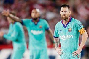 'Mess-xit', đã đến lúc Messi rời Barca?
