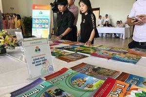 NXB Giáo dục 'trình làng' 4 bộ sách lớp 1 chương trình phổ thông mới