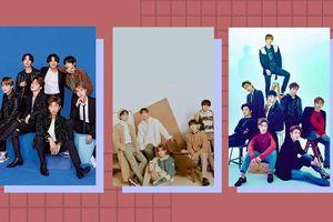 BXH thương hiệu boygroup tháng 11/2019: BTS và EXO 'so kè' quán quân, Nu'est quay trở lại top 3