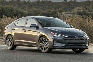 Hyundai Elantra 2020 bị triệu hồi vì nguy cơ văng bánh khi đang chạy
