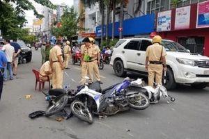 10 tháng, cả nước xảy ra 14.251 vụ tai nạn giao thông