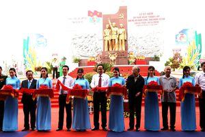 Khánh thành khu di tích quốc gia An Nam Cộng sản Đảng