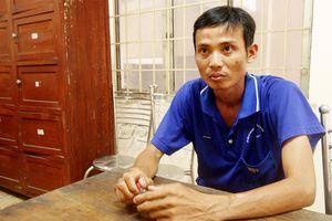 Cảnh sát hình sự tóm gọn đối tượng thực hiện 14 vụ cướp giật túi xách