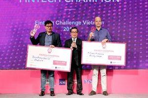 DN Việt thắng lớn thử thách sáng tạo cùng công nghệ Fintech