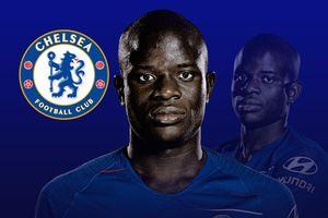 Đội hình dự kiến Chelsea - Crystal Palace: N'Golo Kante trở lại?