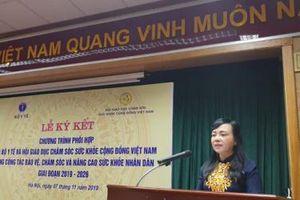 Hành động để tăng cường chăm sóc sức khỏe cộng đồng Việt Nam