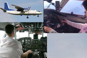 Quá nguy hiểm khi phi công cho bạn gái cầm lái máy bay chở khách