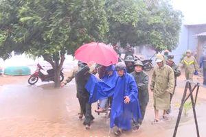 Quảng Ngãi di dời khoảng 10.000 người dân trước bão số 6