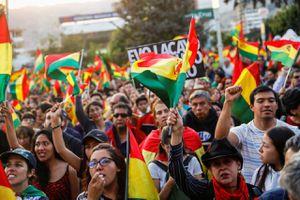 Cảnh sát Bolivia gia nhập phe biểu tình chống chính phủ