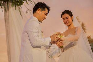 Hai lễ cưới xa hoa bậc nhất showbiz Việt năm 2019