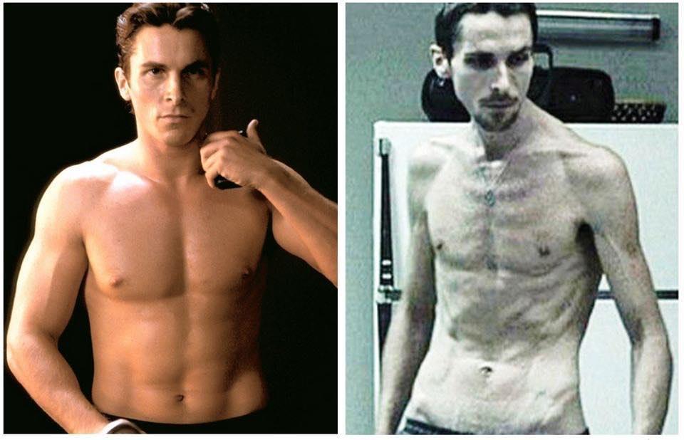 Christian Bale: 'Sẽ không tăng giảm cân một cách điên rồ nữa'