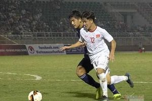 Hòa U19 Nhật Bản, U19 Việt Nam có cơ hội giành vé dự Vòng chung kết